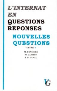I Di Centa et M Bonniere - Nouvelles questions.
