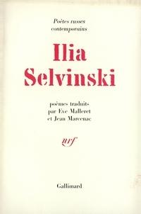 I Selvinski - Poèmes.
