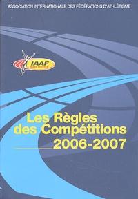 IAAF - Les Règles des Compétitions.