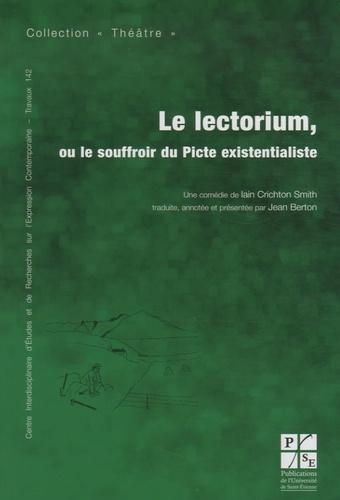 Iain Crichton Smith - Le lectorium, ou le souffroir du Picte existentialiste.