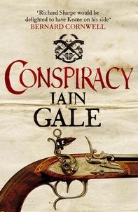 Iain Gale - Conspiracy - Keane Book 4.
