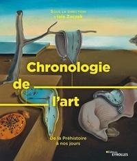 Manuels pour le téléchargement d'ipad Chronologie de l'art  - De la Préhistoire à nos jours (French Edition) par Iain Zaczek
