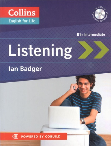 Listening B1+ Intermediate  avec 1 CD audio MP3