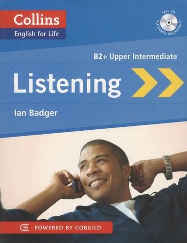 Ian Badger - Listening B2+ Upper Intermediate. 1 CD audio MP3