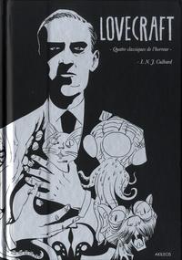 Ian Culbard - Lovecraft - Quatre classiques de l'horreur.