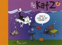 Ian Dairin et  Del - Katz Tome 2 : Pour le loyer, on fait comment ?.