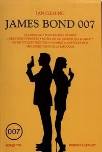 Ian Fleming - James Bond 007 Tome 2 : Goldfinger ; Bons baisers de Paris ; Opération Tonnerre ; Motel 007 ou l'espion qui m'aimait ; On ne vit que deux fois ; L'homme au pistolet d'or ; Meilleurs voeux de la Jamaïque.