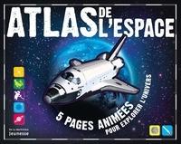Ian Graham - Atlas de l'espace - 5 pages animées pour explorer l'univers.