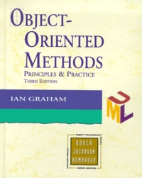 Goodtastepolice.fr Object-Oriented Methods. Principles & Practice, 3rd edition Image