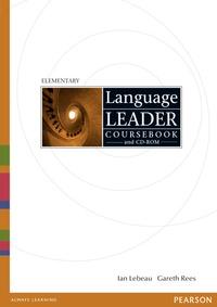 Ian Lebeau - Language Leader Elementary Coursebook and CD-ROM.