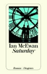Ian McEwan - Saturday.