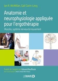Anatomie et neurophysiologie appliquée pour l'ergothérapie - Muscles système nerveux mouvement.