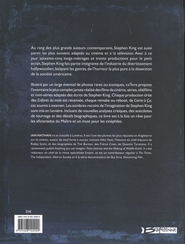 Stephen King à l'écran. Une rétrospective des adaptations au cinéma et à la télévision du maître de l'horreur