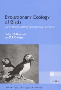 Evolutionary Ecology of Birds. Life Histories, Mating Systems and Extinction.pdf