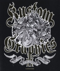 Checkpointfrance.fr Kustom Graphics - Tome 2, Hot Rods, burlesque and rock'n'roll Image