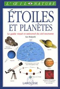 Ian Ridpath et Iain Nicolson - Etoiles et planètes.