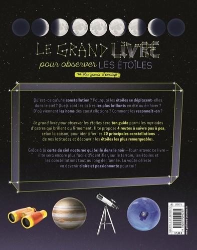Le grand livre pour observer les étoiles