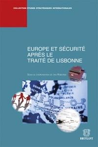 Ian Roberge - Europe et sécurité après le Traité de Lisbonne.