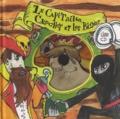 Ian Sab et Daevid Loyza - Le monde des 7 Lacs  : Le capitaine Crochet et les bisous. 1 CD audio