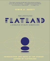 Ian Stewart - The Annotated Flatland - A Romance of Many Dimensions.