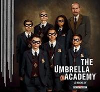 Ian Tucker et Megan Walker - The Umbrella Academy - Le making of.