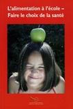 Ian Young - L'alimentation à l'école - Faire le choix de la santé - Rapport du Forum Européen, Strasbourg, 20-21 novembre 2003.