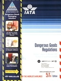 IATA - Dangerous Goods Regulations.