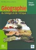 Iba Der Thiam - Géographie du Sénégal et de l'Afrique Cours moyen.