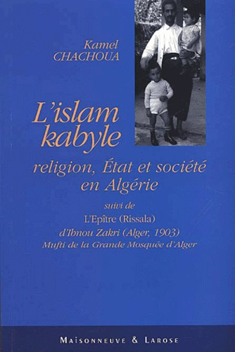 Ibnou Zakri et Kamel Chachoua - .