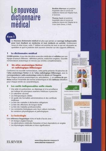 Le nouveau dictionnaire médical 7e édition