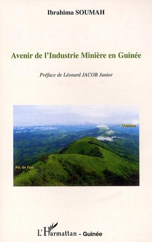 Avenir de l'industrie minière en Guinée