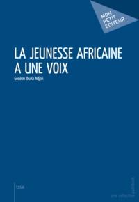 Ibuka Gédéon Ndjoli - La jeunesse africaine a une voix.