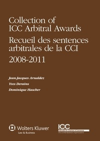 Icc Publication - Collection of ICC Arbitral Awards 2008-2011.