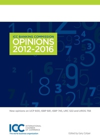 Icc Publication - ICC Banking Commission Opinions 2012-2016.
