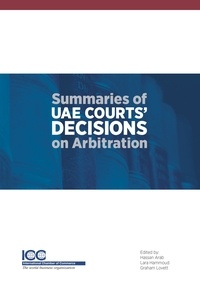 Icc Publication - Summaries of UAE Courts' Decisions on Arbitration.