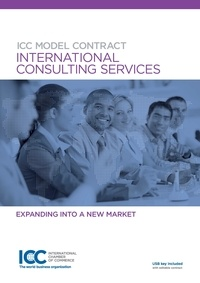 Icc Publications - ICC Model Contract - International Consulting Services - Expanding into a new market.
