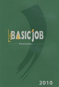Icédap - Le Basic'Job Particuliers - L'intégrale.