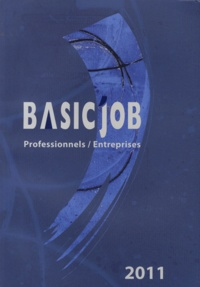 Icédap - Le Basic'Job Professionnels/Entreprises.