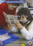 """ICEM-Pédagogie Freinet - Apprendre à lire """"naturellement"""". 1 DVD"""