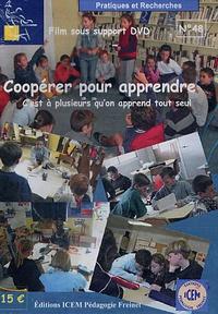 ICEM-Pédagogie Freinet - Coopérer pour apprendre - C'est à plusieurs qu'on apprend tout seul, DVD.