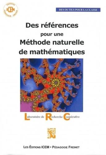 ICEM-Pédagogie Freinet - Des références pour une méthode naturelle de mathématiques.