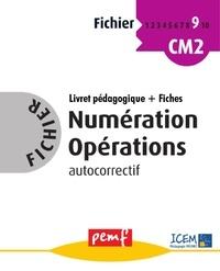 ICEM-Pédagogie Freinet - Fichier autocorrectif Numération Opérations CM2.