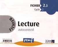 ICEM-Pédagogie Freinet - Fichier Lecture autocorrectif Cycle 2 - Fichier 2.3.