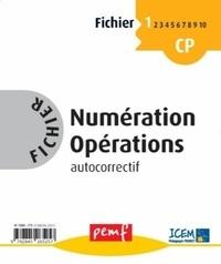 ICEM-Pédagogie Freinet - Fichier Numération Opérations Cycle 2 niveau 2.