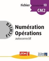 ICEM-Pédagogie Freinet - Numération Opérations CM2 - Fichier autocorrectif 10.