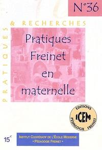 ICEM-Pédagogie Freinet - Pratiques Freinet en maternelle.
