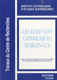 ICES - Les écrivains catholiques marginaux.