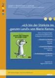 »Ich bin der Stärkste im ganzen Land« von Mario Ramos - Ideen und Materialien zum Einsatz des Bilderbuchs in Kindergarten und Grundschule. Mit Kopiervorlagen und einem Würfelspiel.