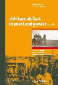 »Ich kam als Gast in euer Land gereist...« - Deutsche Hitlergegner als Opfer des Stalinterrors. Familienschicksale 1933 - 1956.