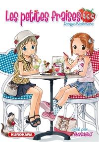 Ichigo Mashimaro et  Barasui - Les petites fraises Tome 4, 5 et 6 : .